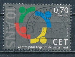 °°° LUXEMBOURG - Y&T N°2025 - 2016 °°° - Usati