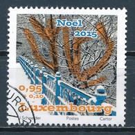 °°° LUXEMBOURG - Y&T N°2022 - 2015 °°° - Usati