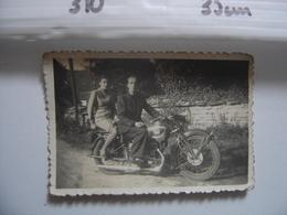 Photo MOTOCYCLETTE MOTO TERROT - Automobile