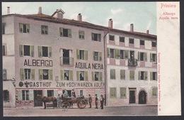 Italia  -  PRIMIERO, Albergo Aquila Nera - Trento