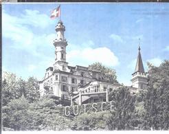 AK-3499-021 -   Luzern - Hotel Gütsch - LU Lucerne