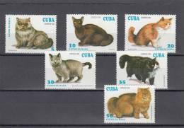Cuba Nº 3351 Al 3356 - Cuba