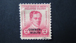 Philippines - 1939 - Sn:PH 433c O - Look Scan - Philippinen