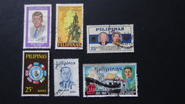 Philippines - 6 Pieces - Look Scan - Philippinen