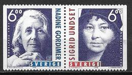 Suède 1998 2064/2065 Neufs Prix Nobel - Suède