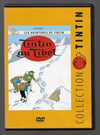 DVD Tintin Au Tibet - Dessin Animé