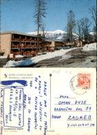 BLED-HOTEL KOMPAS,SLOVENIA POSTCARD - Slovenia