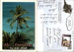 VIRGIN ISLANDS POSTCARD - Isole Vergini Americane