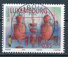 °°° LUXEMBOURG - Y&T N°1937 - 2013 °°° - Usati