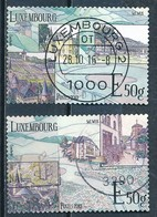 °°° LUXEMBOURG - Y&T N°1925/26 - 2013 °°° - Usati