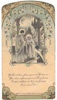 PUICHERIC SOUVENIR Marie CANTIER EN 1921 IMAGE PIEUSE RELIGIEUSE RELIGIEUX HOLY CARD SANTINI PRENTJE - Images Religieuses