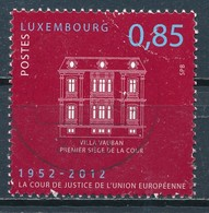 °°° LUXEMBOURG - Y&T N°1899 - 2012 °°° - Usati