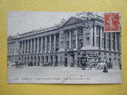 PARIS. L'Automobile Club De France, Place De La Concorde. - Arrondissement: 08