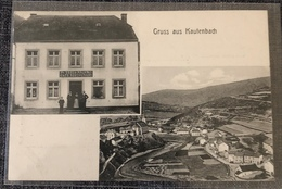 Luxemburg - Kautenbach - Café Restaurant Theis-Majerus - Cartes Postales