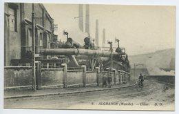 Algrange - Lot 8 Cpa - Francia