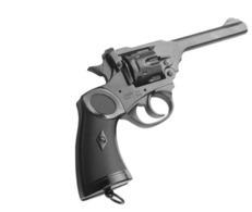 DENIX MK 4 REVOLVER, GRANDE-BRETAGNE 1923 111907 - Armas De Colección