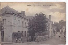 Loir-et-Cher - Chissay - Hôtel De La Boule D'Or - Other Municipalities