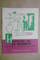 HISTOIRE DE LA PROPRETE La Récréation N°18 Editions De L'Accueil - Livret Scolaire 6-12 Ans - Hygiène Ancienne - 6-12 Ans
