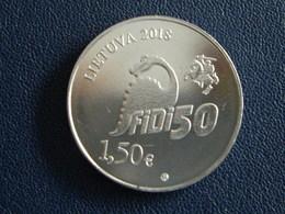 LITUANIA 1,5€ Vilnius Universitetas 2018 UNC - Lituanie