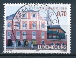 °°° LUXEMBOURG - Y&T N°1712 - 2007 °°° - Lussemburgo