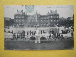 PARIS. Le Palais Du Luxembourg. - France