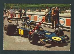 Circuit Automobile F1. Lotus Ford. Photo Cecami. - Grand Prix / F1