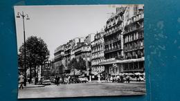 CPSM - PARIS - Boulevard Du Montparnasse - METRO Et CINEMA LA ROTONDE - Arrondissement: 06