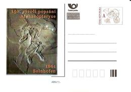 CDV C Czech Republic Hermann Von Mayer/Archeopteryx 2011 - Fossili