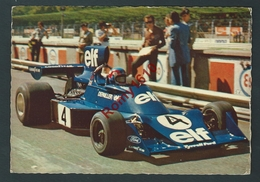 Circuit Automobile F1. Tyrrell Ford. Photo Cecami 988 - Grand Prix / F1