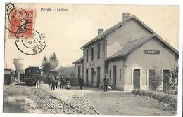 PERCY - La Gare - Train - Ohne Zuordnung