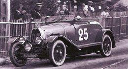 Le Mans 1930 - Bugatti T40-Pilotes: Mme Marguerite Mareuse/Mme Odette Siko - Premier Femme Concurrents  - 15x10cms PHOTO - Le Mans