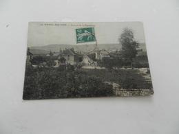 Cp   Le  Mesnil  -sur - Oger   Avenue   De La  République - Frankrijk