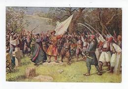 CPA - Tableau - Serbia - Jovanovic - Ustanak Na Takovu - Museen