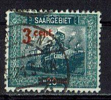 Saargebiet 1921 // Mi. 70 O - 1920-35 League Of Nations