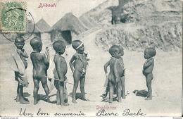 DJIBOUTI   -   DIABLOTINS - Gibuti