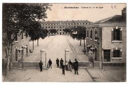 Montauban Caserne Du 11e De Ligne - Montauban