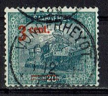 Saargebiet 1921 // Mi. 70 O - 1920-35 Société Des Nations