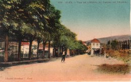Liban  Aley  Vue De L Hotel De Chahin - Lebanon