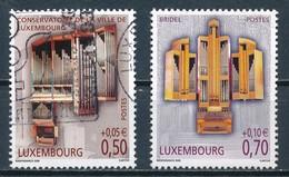 °°° LUXEMBOURG - Y&T N°1673/74 - 2006 °°° - Lussemburgo