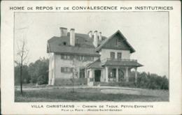 BE SAINT GENESE / Villa Christians / - Belgique
