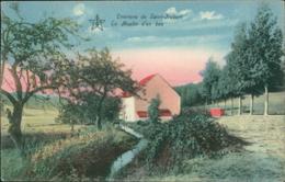 BE SAINT HUBERT / Le Moulin D'en Bas / - Saint-Hubert