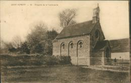 BE SAINT HUBERT /  Chapelle De La Converserie / - Saint-Hubert