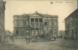 BE SAINT HUBERT / L'Hôtel De Ville / - Saint-Hubert