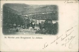 BE SAINT NICOLAS /  Le Château / - Sint-Niklaas