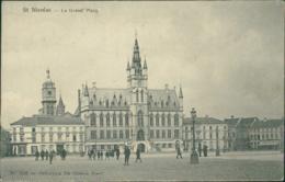 BE SAINT NICOLAS /  La Grand'Place / - Sint-Niklaas