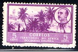 (AOE 2) AFRICA OCCIDENTAL ESPAÑOLA // EDIFIL 3 // 1950 - España