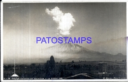 117580 CHILE VOLCANO VOLCAN CALBUCO ENERUPCION AÑO 1929 POSTAL POSTCARD - Chile