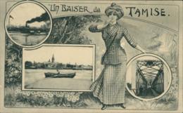 BE TAMISE / Unbaiser De ... / Carte Composée - Temse