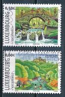 °°° LUXEMBOURG - Y&T N°1590/91 - 2004 °°° - Lussemburgo