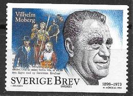 Suède 1998 2052 Neuf Vilhem Moberg - Suecia